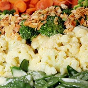 Gemüseplatten